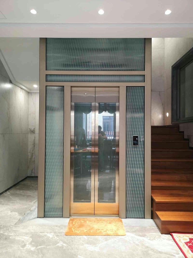 蒙娜丽莎别墅电梯