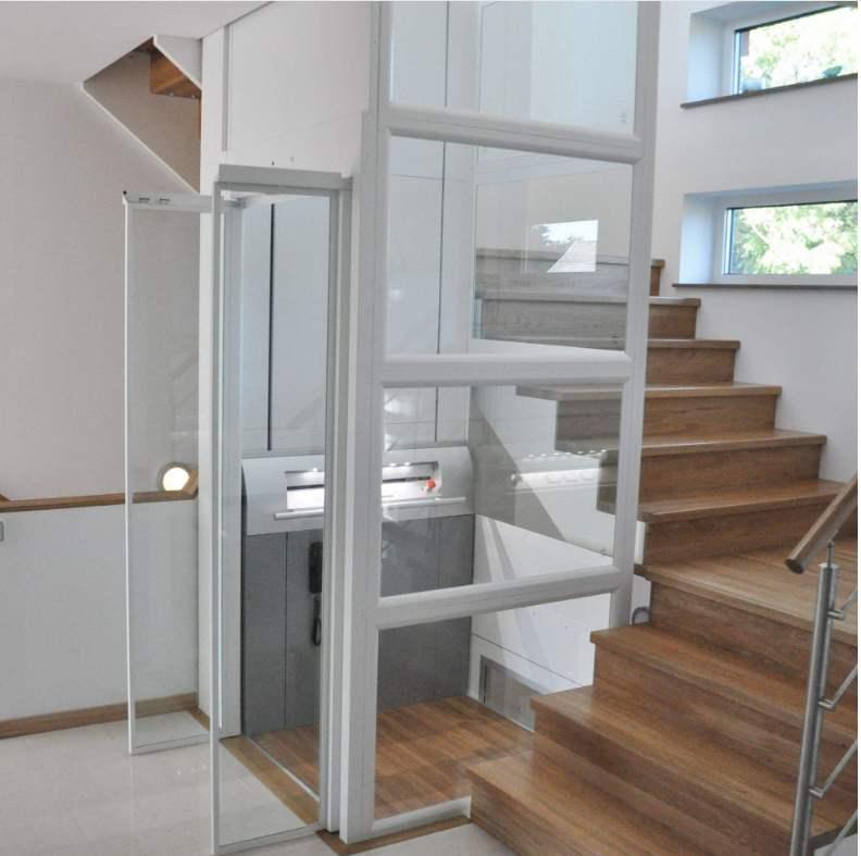 复式楼家用电梯2
