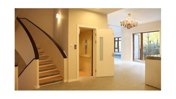 小尺寸别墅电梯如何设计?别墅电梯设计方案规范[含效果图]